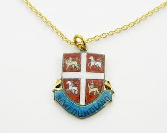 Newfoundland Necklace