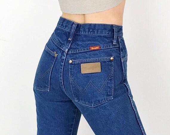 Wrangler Vintage Jeans / Size 23 24