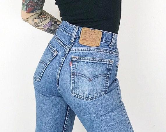 Levi's 505 Vintage Jeans / Size 25 26