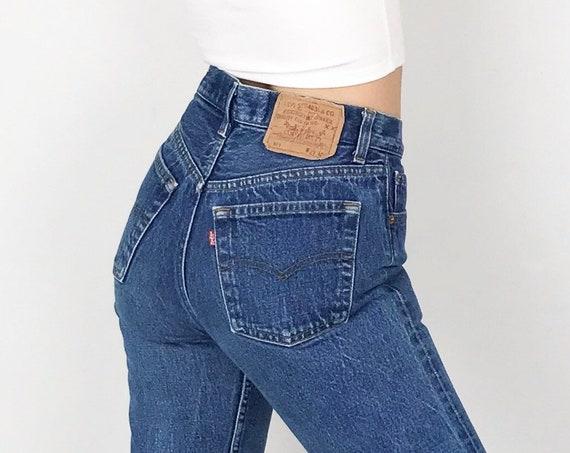 Vintage Levi's 501 Jeans / Size 25