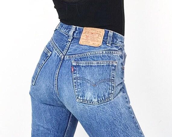 70's Levi's 501 Jeans / Size 26