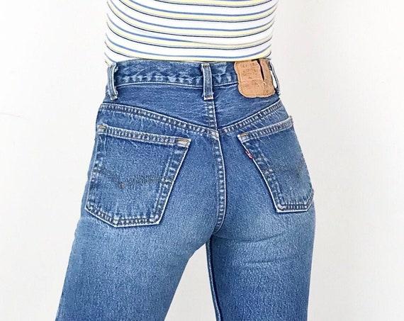 Levi's 501xx Vintage Jeans / Size 24