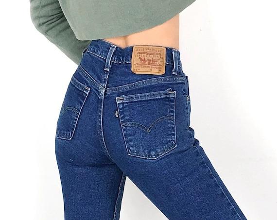 Levi's 517 Boot Cut Jeans / Size 25