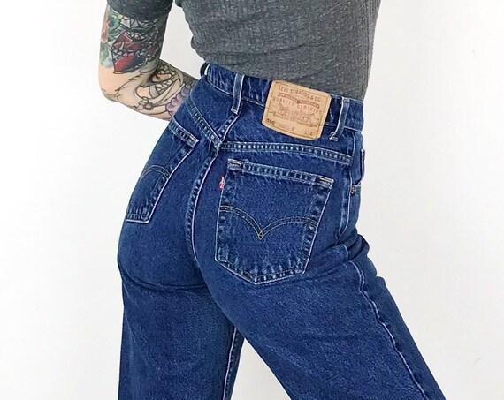 Levi's 550 Vintage Jeans / Size 26 27