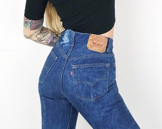Levi's 501 Vintage Jeans / Size 25 26