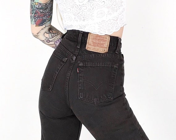 Brown Levi's 512 Jeans / Size 24 25