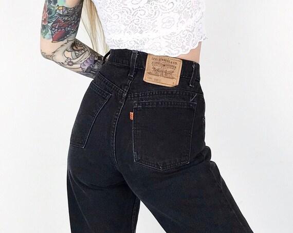 Levi's 921 Black Jeans / Size 26 27