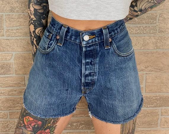 Levi's 501 Cut Off Shorts / Size 30
