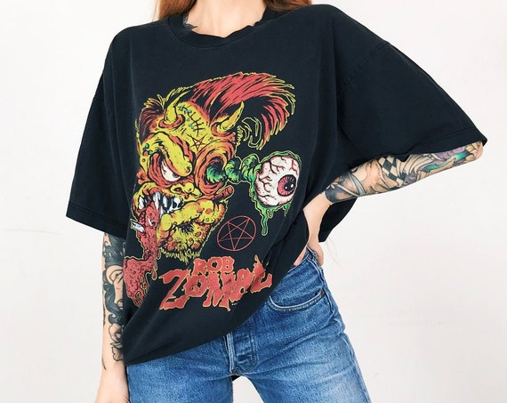 Rob Zombie Say You Love Satan T-Shirt