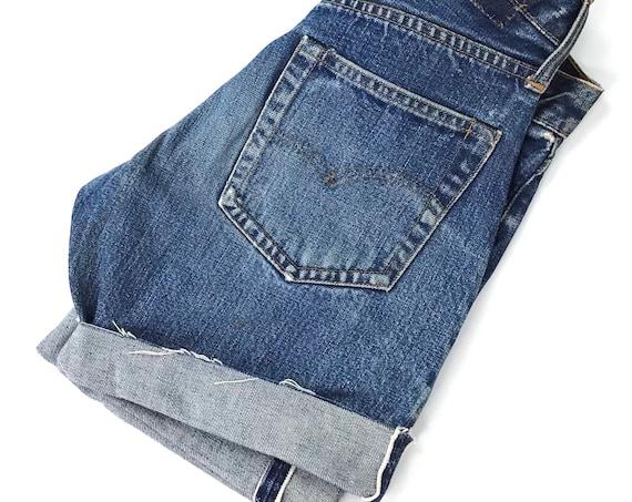 Levi's Selvedge Redline 505 Shorts / Size XXS 22