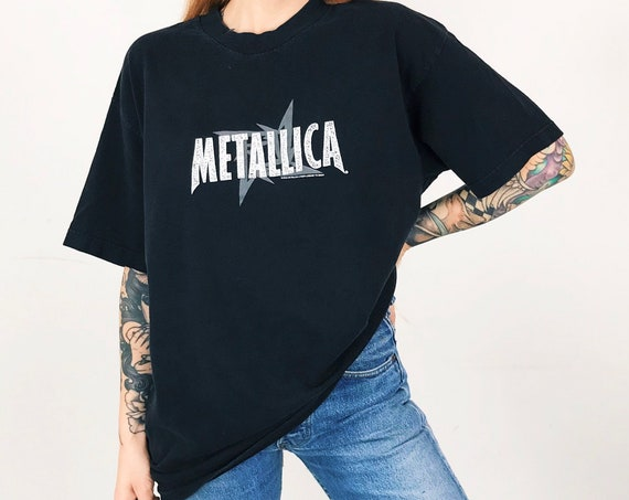 Metallica 2000 Load Band T-Shirt