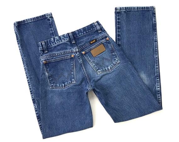 XXS Wrangler Slim Straight Jeans / Size 22 Petite