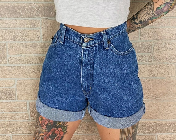 Faded Glory High Waisted Shorts / Size 26 27
