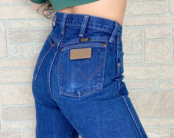 Wrangler Vintage Western Jeans / Size 27