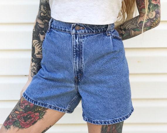 Levi's Orange Tab 981 Shorts / Size 31