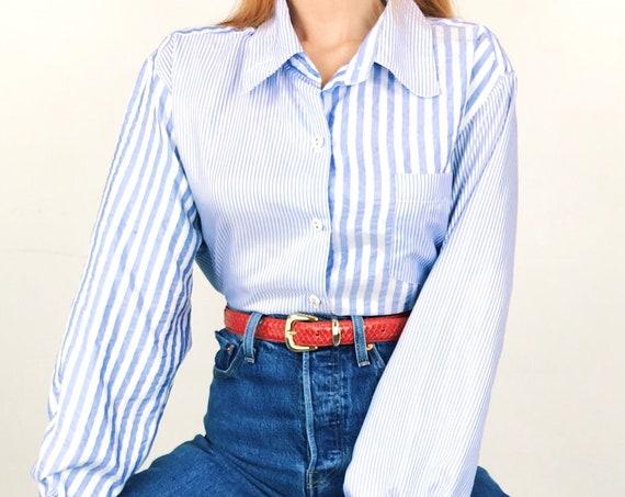 Vintage Lightweight Striped Shirt
