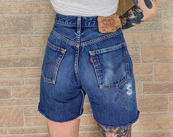 Levi's 501 Vintage Shorts / Size 27