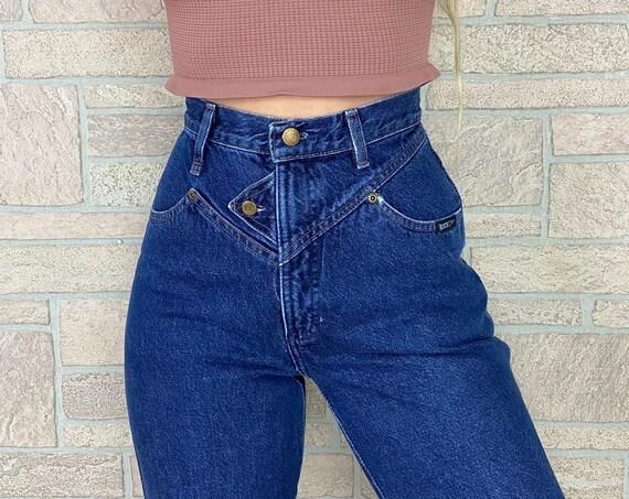 Rocky Mountain Vintage Western Jeans / Size 25