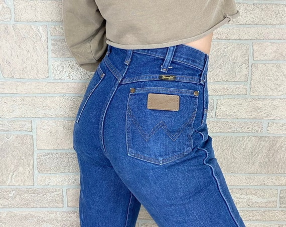 Wrangler Vintage Western Jeans / Size 28 29