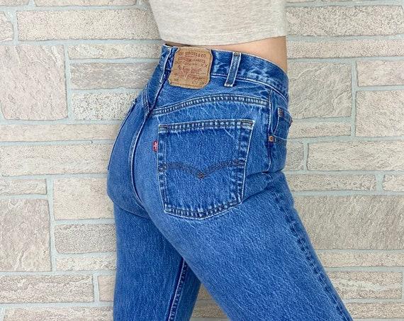 Levi's 501 Vintage Jeans / Size 26