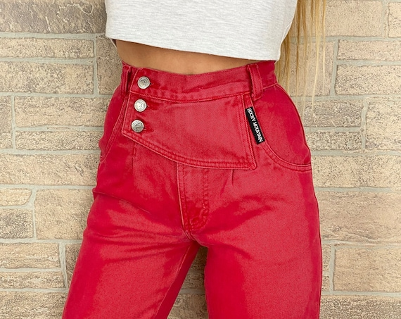 Rocky Mountain Red Jeans / Size 22 23