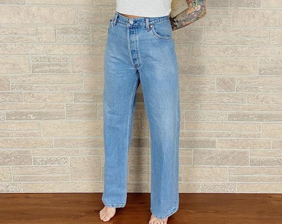 Levi's 501 Vintage Jeans / Size 33 34