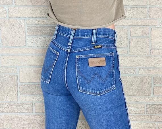 70's Wrangler Western Jeans / Size 26
