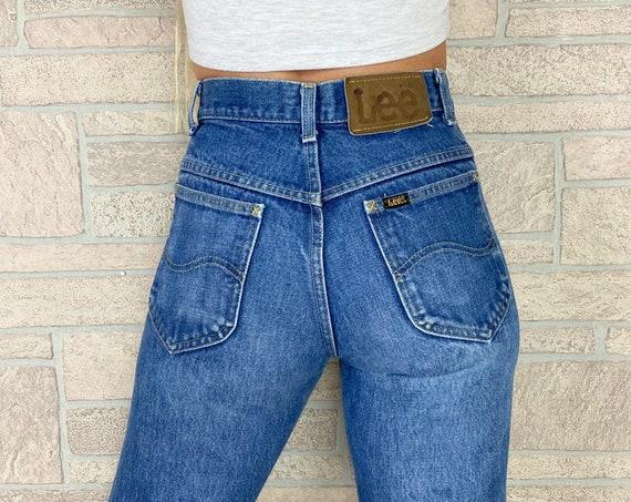 LEE Riders Vintage Jeans / Size 24 25