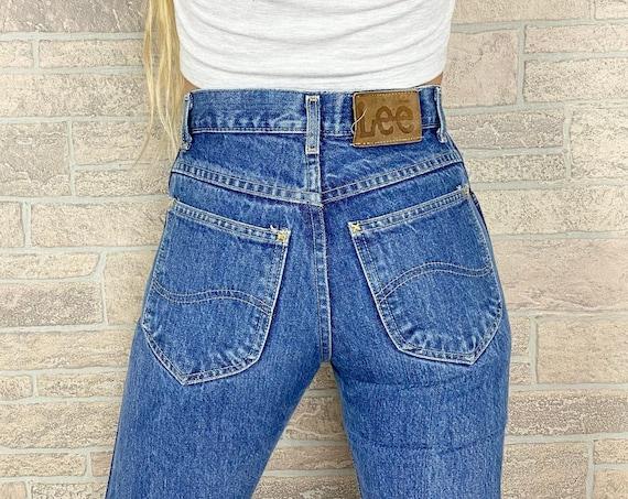 Vintage LEE Riders Jeans / Size 22 23 XXS