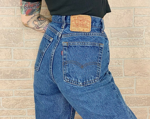 Levi's 502 Vintage Jeans / Size 30