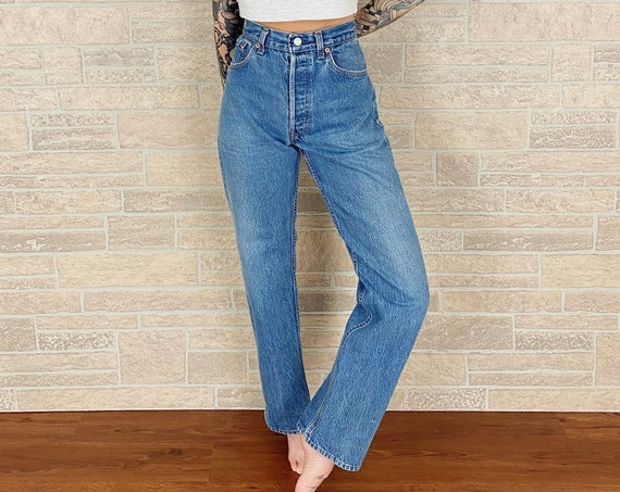 Levi's 501xx Vintage Jeans / Size 29 30