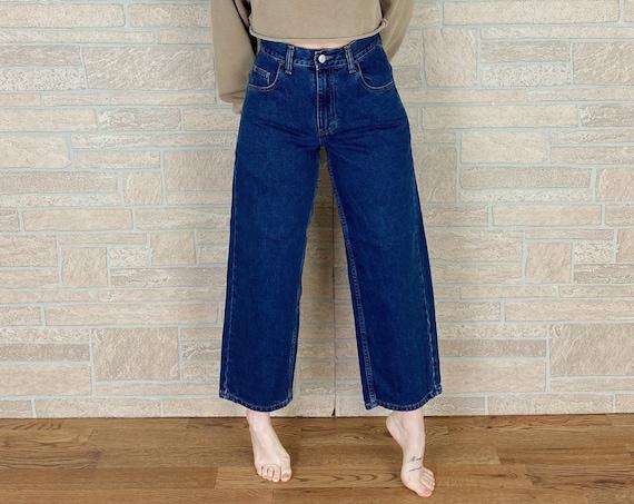 Levi's SilverTab Wide Leg Jeans / Size 24 Petite