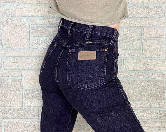 Wrangler Vintage Western Jeans / Size 27 28