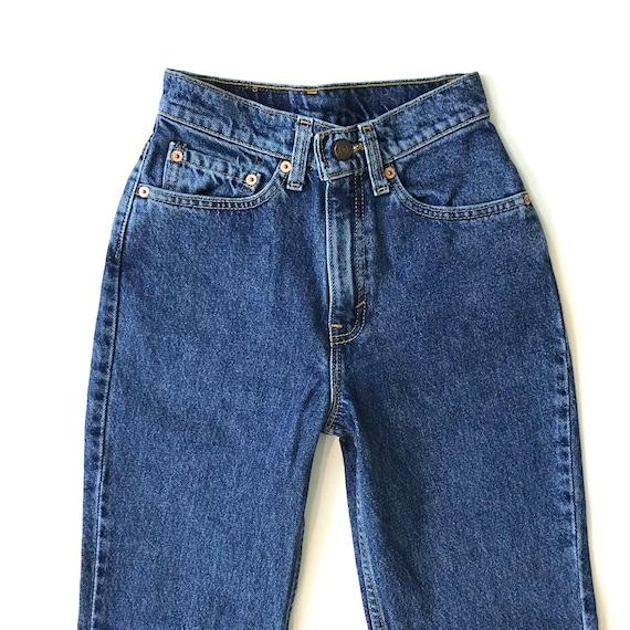 Levi's 512 Vintage Jeans / Size 22 23 XXS