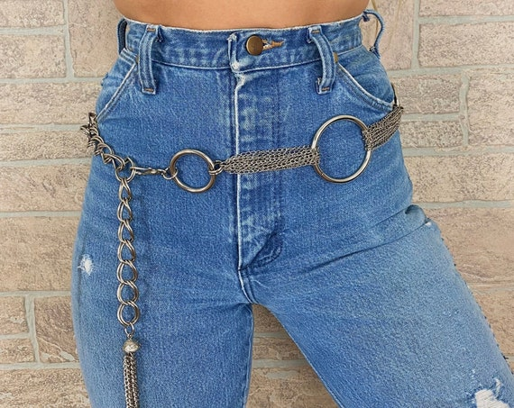 90's Chain Link O-Ring Belt