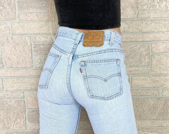 Levi's 501 Vintage Jeans / Size 24 XS