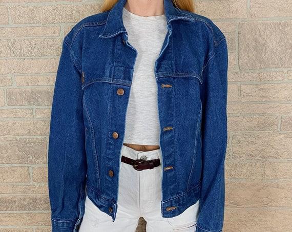 70's Wrangler Western Denim Jacket