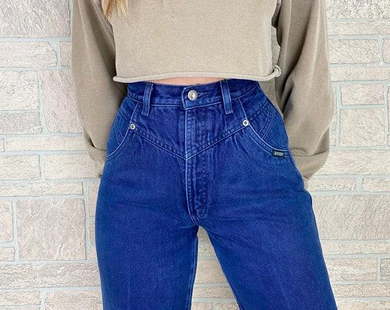 Rockies Vintage Western Jeans / Size 24