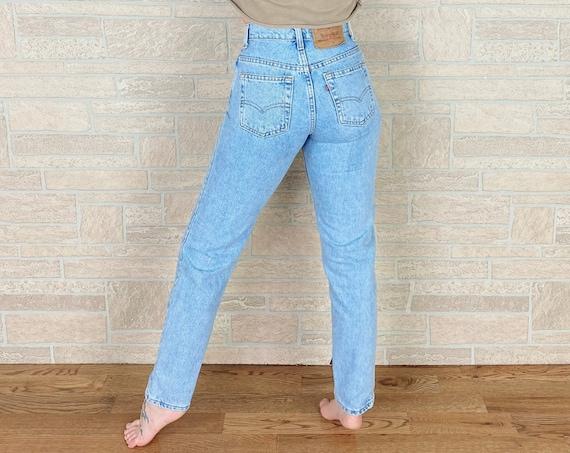 Levi's 550 Vintage Jeans / Size 23