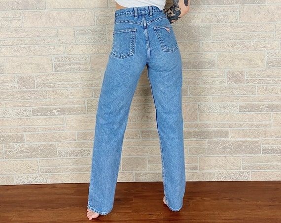 Guess High Rise Vintage Jeans / Size 27