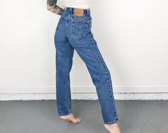 Levi's 550 Vintage Jeans / Size 26