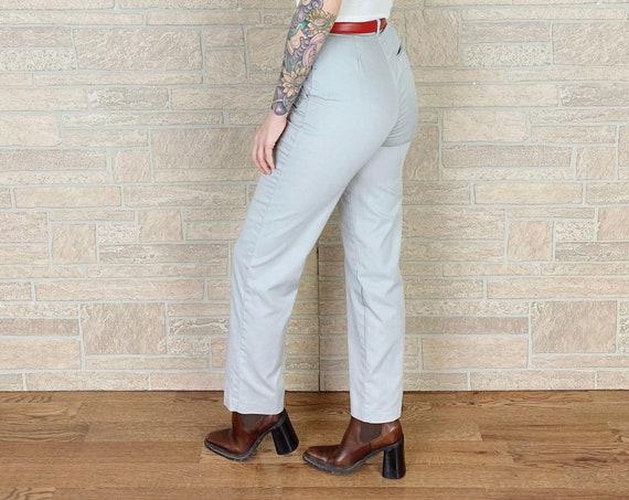 XXS Palmetto's Minimalist Chino Trousers / Size 22
