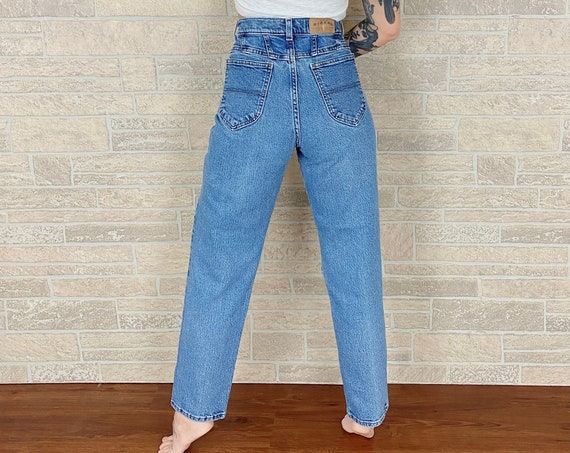 90's Riders Comfort Stretch Jeans / Size 28 29