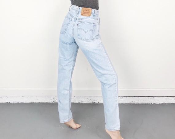 Levi's 550 Vintage Jeans / Size 25