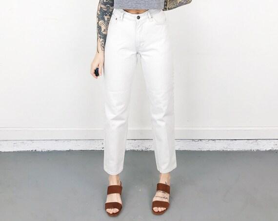 Jordache 90's Tan Jeans / Size 25 26 Petite