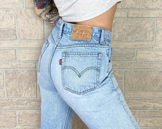 Levi's 509 Vintage Jeans / Size 27 28