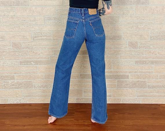 Levi's 517 Vintage Jeans / Size 28