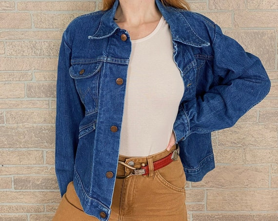 70's Maverick Denim Jacket