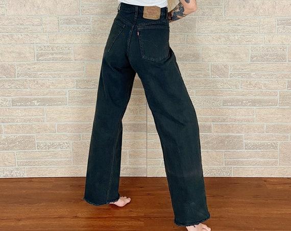 Levi's 555 Loose Fit Jeans / Size 30 31