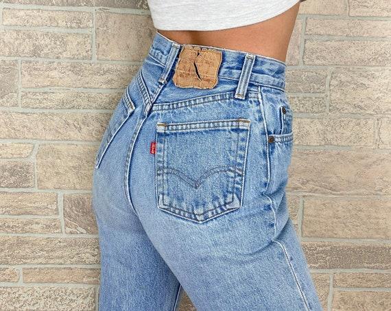 Levi's 501 Vintage Jeans / Size 23